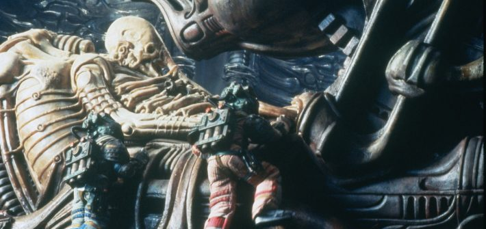 Alien returns to the big screen to mark its 40th Anniversary