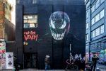 Venom GIF-ITI Mural Unveiled!