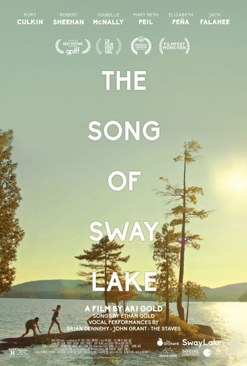 The Song of Sway Lake poster