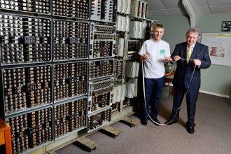 Museum volunteer helps win Emmy in his day job