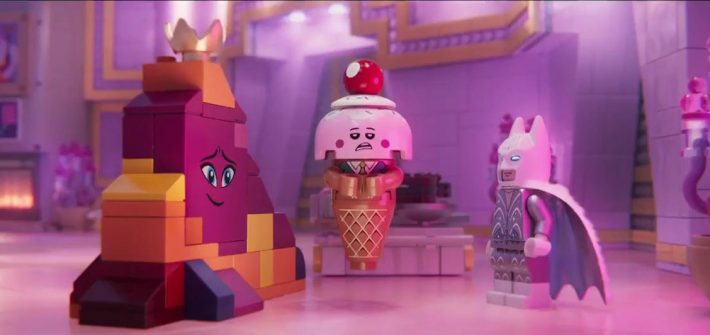 Noel Fielding & Richard Ayoade Join The Cast of The Lego Movie 2