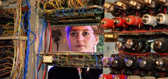 The National Museum of Computing plans to display original wartime Colossus decrypts