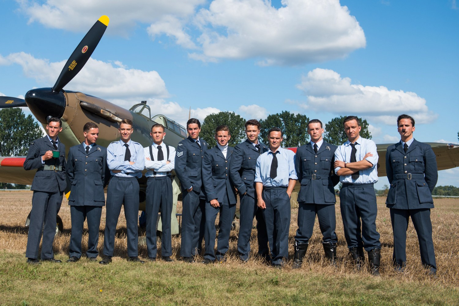 303 Squadron still3   Confusions and Connections
