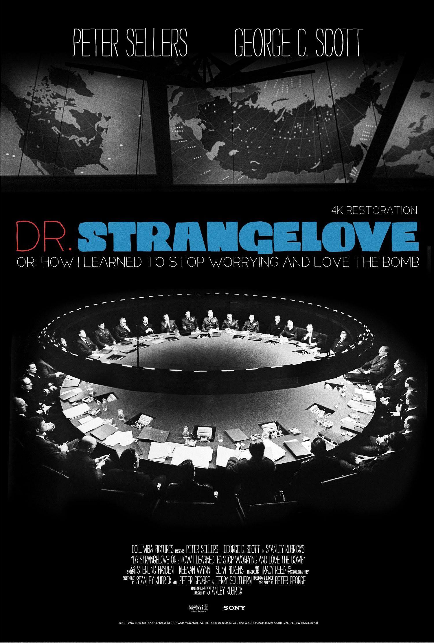 Dr Strangelove_OneSheet