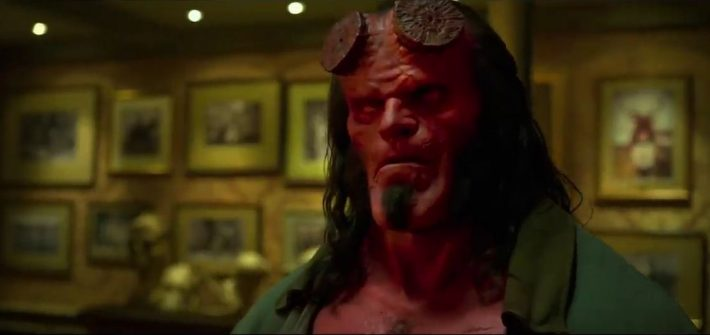 Hellboy is back