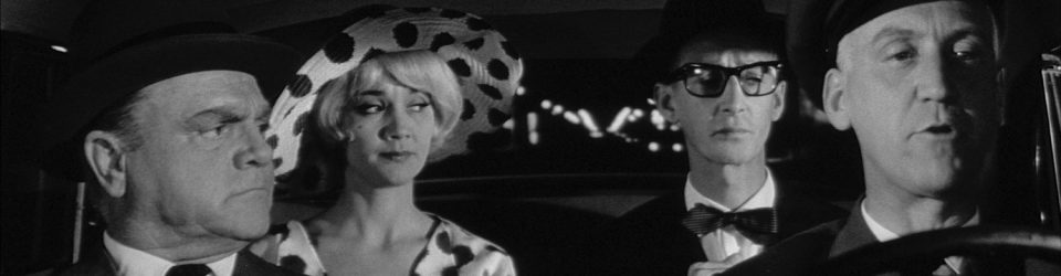 Billy Wilder's ONE, TWO, THREE is coming to Blu-ray