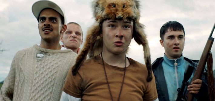 Boyz in the Wood is coming to the Edinburgh International Film Festival