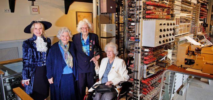 Veterans recall D-Day at Colossus at 75 celebration