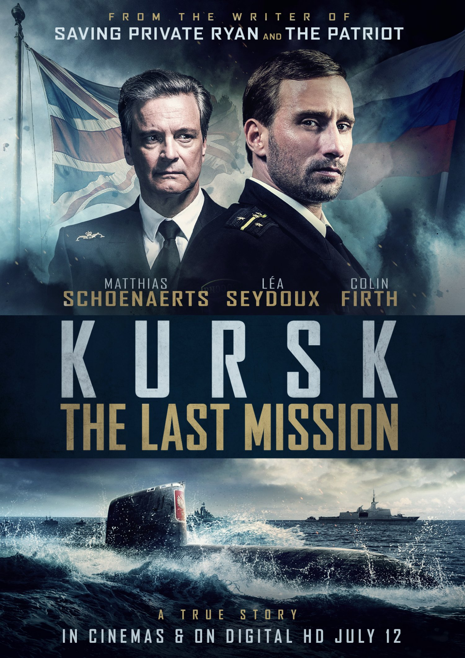 Kursk – The Last Mission – Poster (Signature Entertainment)