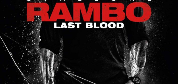 Rambo is back with a new poster