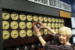 Enigma machine unveiled by Bombe veteran on Bombe Gallery anniversary