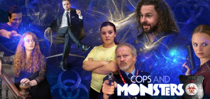 Cops and Monsters: Uprising needs your help