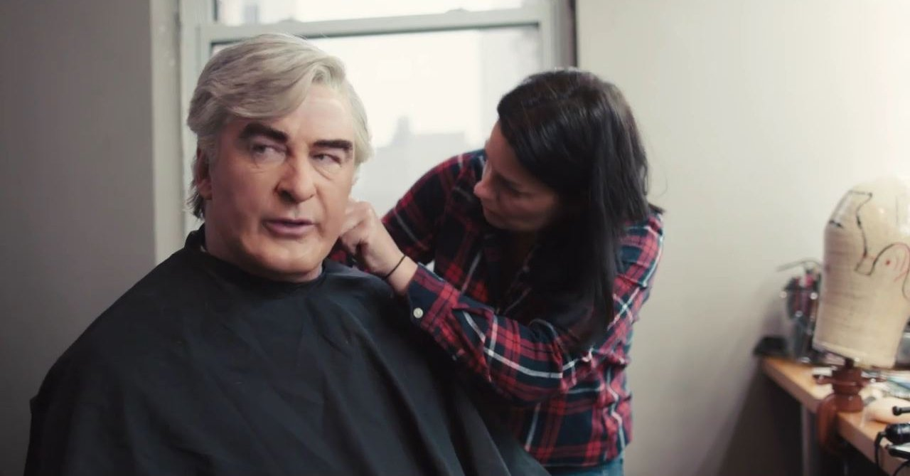 Alec Baldwin Becomes John DeLorean