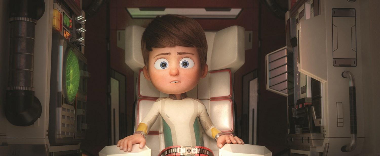 Astro Kid (Cinemas 24th August) 2