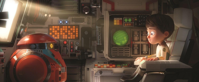 Astro Kid (Cinemas 24th August)