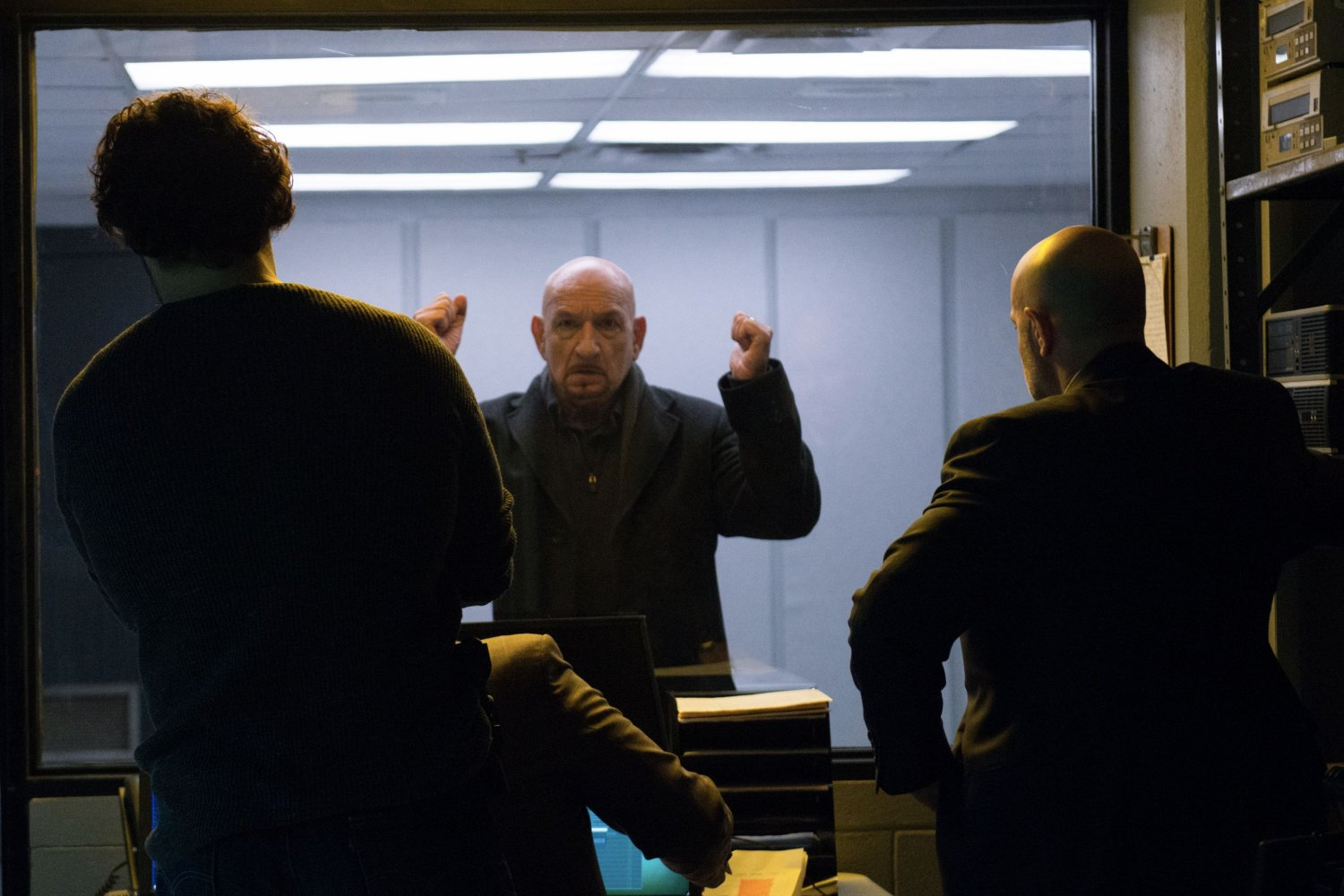 Henry Cavill, Ben Kingsley and Stanley Tucci – Night Hunter (Signature Entertainment)