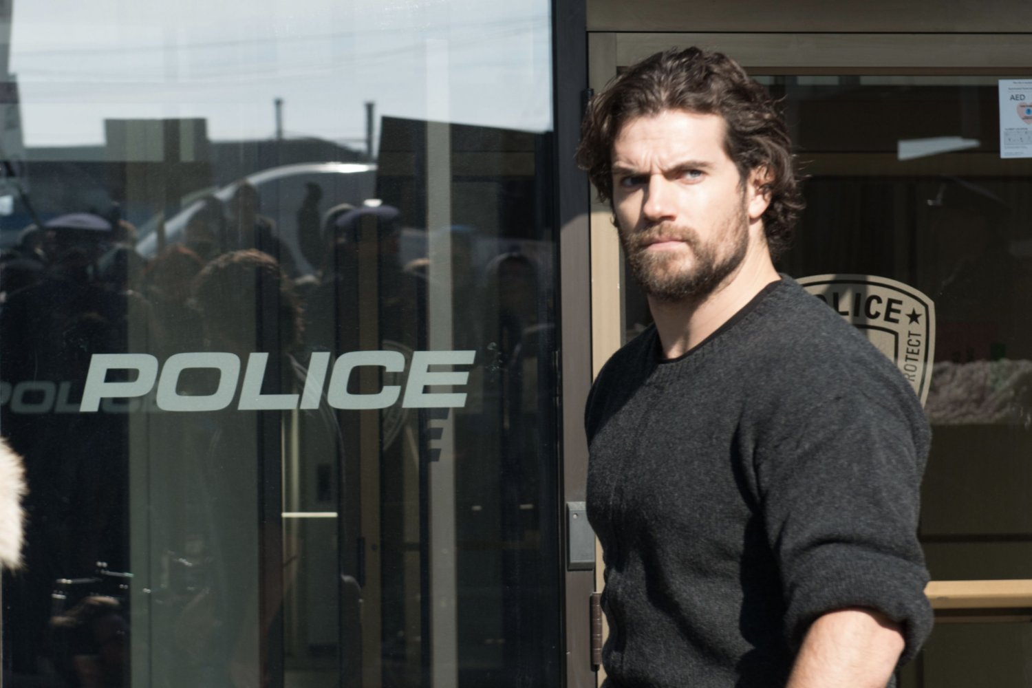 Henry Cavill – Night Hunter (Signature Entertainment) (01)