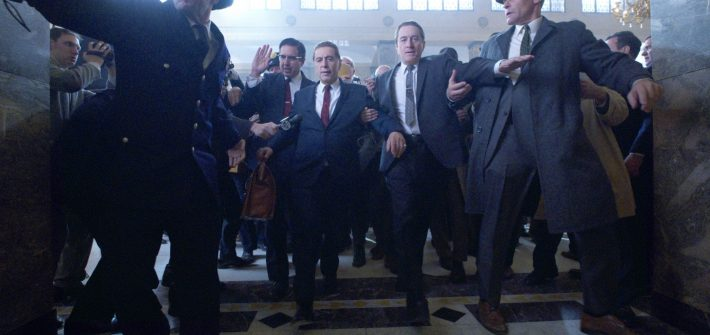 International premiere of Martin Scorsese's The Irishman to close 63rd BFI London Film Festival