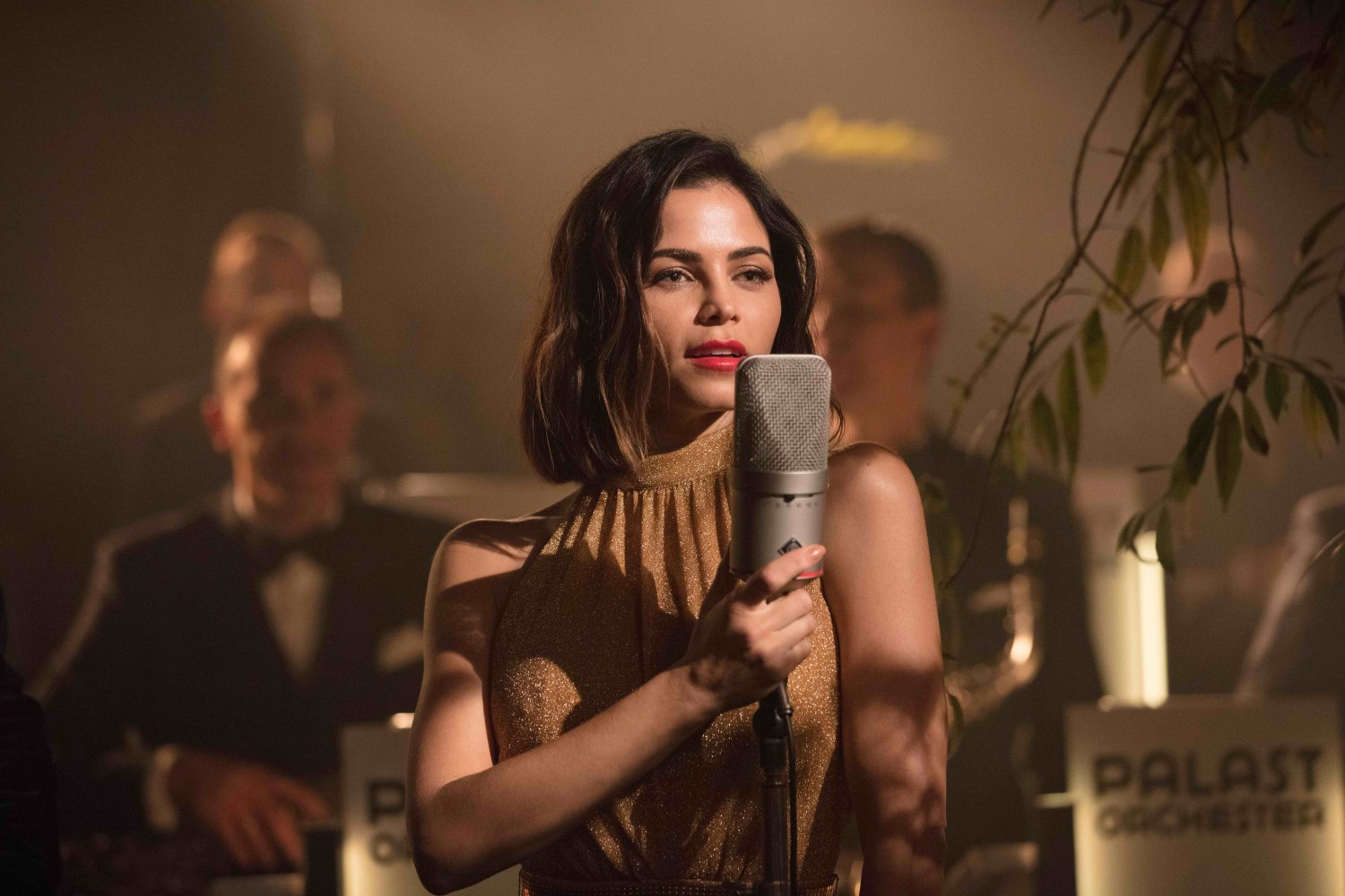 Jenna Dewan in Berlin, I Love You (Signature Entertainment, 19th August 2019)
