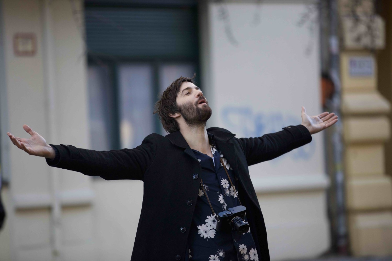 Jim Sturgess in Berlin, I Love You (Signature Entertainment, 19th August 2019)