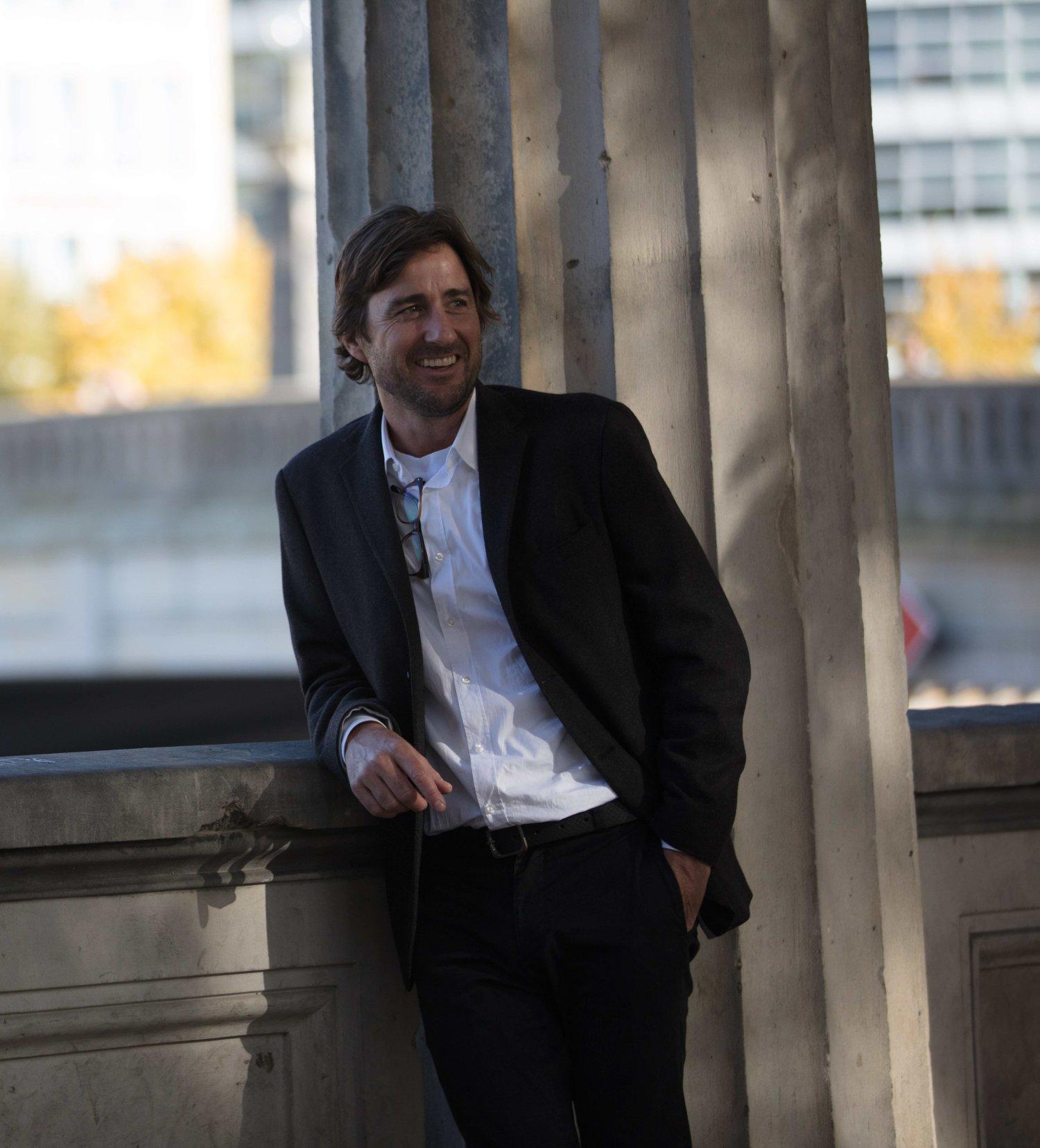 Luke Wilson in Berlin, I Love You (Signature Entertainment, 19th August 2019)
