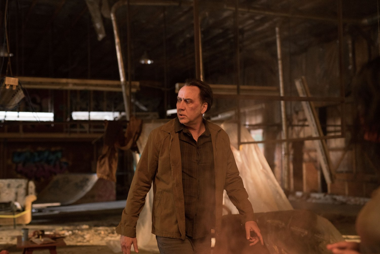 Nicholas Cage in A Score to Settle (Lionsgate UK) (01)