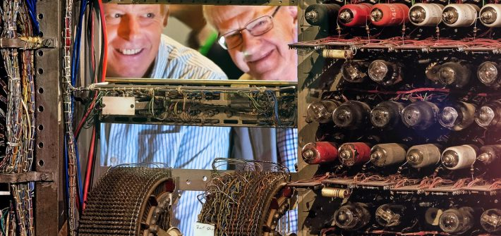 The role of Colossus and D-Day – a talk at TNMOC
