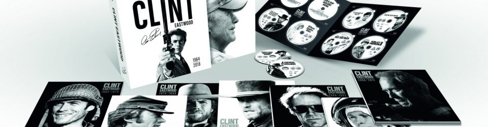 All Clint Eastwood films in one box!
