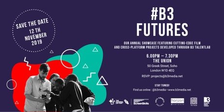 Next generation of BAME creatives celebrated at B3 Media's annual 'Futures Showcase'