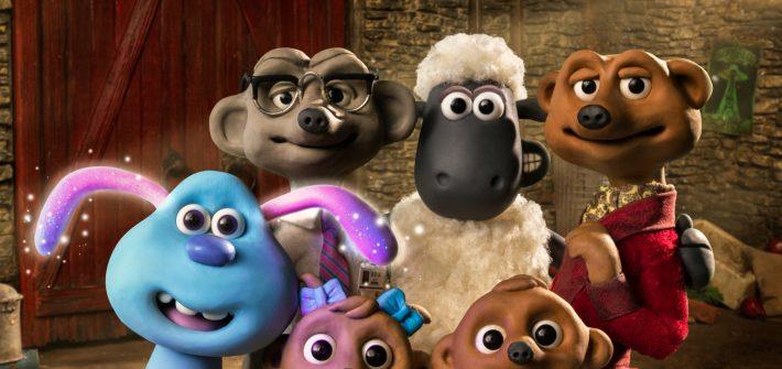 Meet Shaun the Sheep's new friends