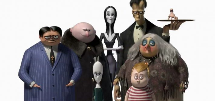 Take a look back at The Addams Family