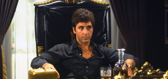 Did You Spot Scarface?