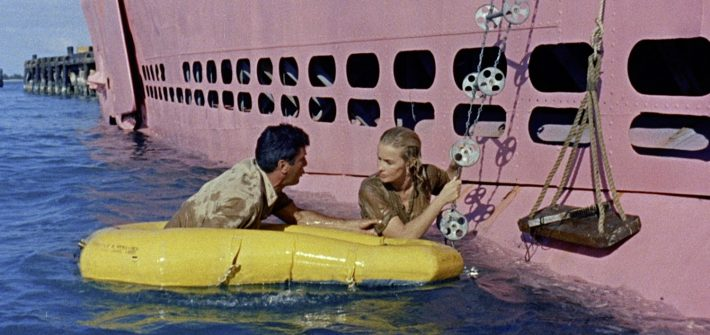 Operation Petticoat is docking shortly