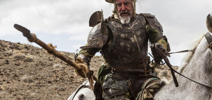 The Man Who Killed Don Quixote has a UK trailer