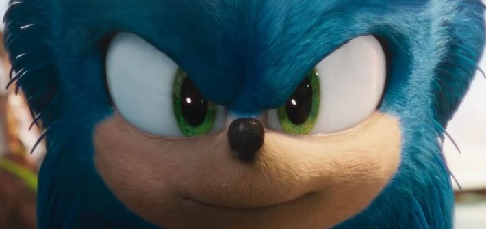 Sonic is back with a new look & new trailer