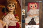 Annabelle  and other Haunted Artefacts