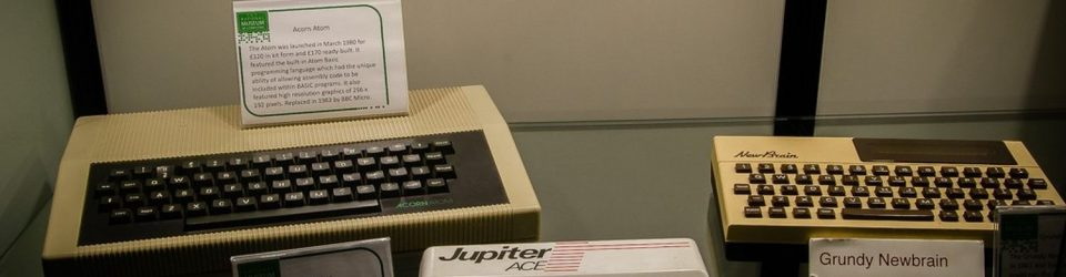 Reliving Britain's heyday in 1980s home computing at TNMOC