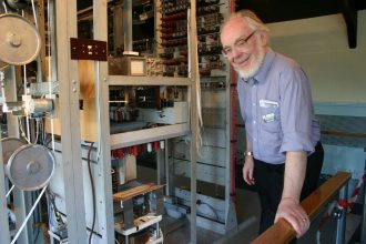 Researcher who revealed secrets of Colossus awarded honorary fellowship by TNMOC