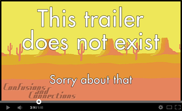 Film trailer not available