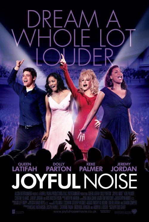 Joyful Noise poster