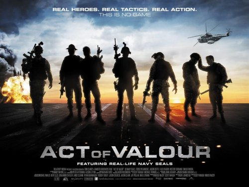 Act of Valour poster