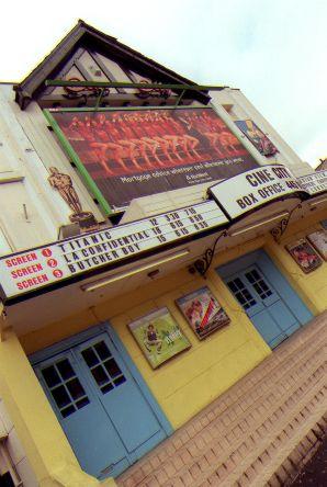 Cine City open