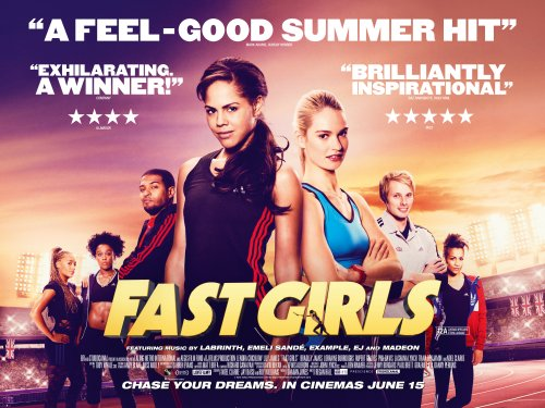 Fast Girls poster