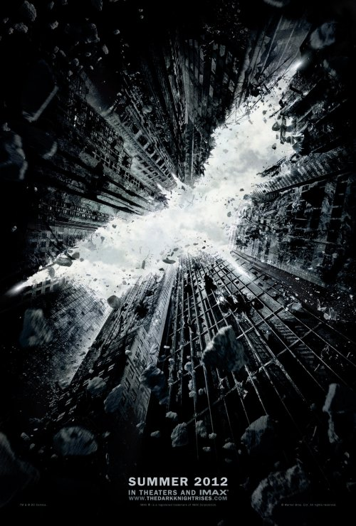 The Dark Knight Rises Teaser Poster