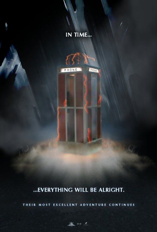 Bill And Ted 3 – Poster
