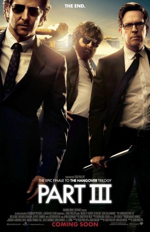 The Hangover Part 3 - Poster
