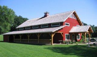 Farming research base