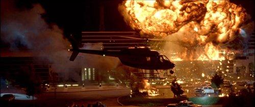 Terminator 2 cops explosions
