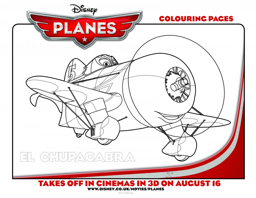 Image Result For Disney Planes Coloring