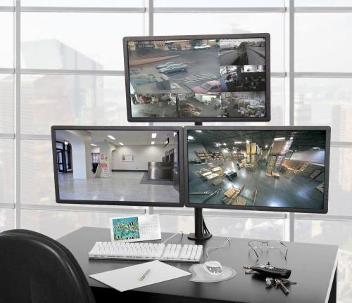 More monitors than most